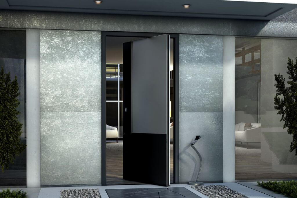 Luxury front door
